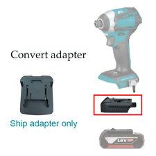 adapter for Makita 18V lxt power tool use for Bosch 18V li-ion battery
