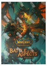 Battle of the Aspects Raid Deck Sealed New - World of Warcraft WoW TCG - Loot?