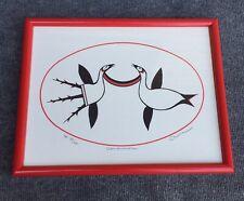 "Native American Eskimo Art Print ""Communion"" by Chuna McIntyre Eek, Alaska"