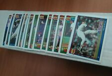 1991 Topps Baseball Complete Set from Vending