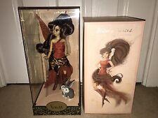 """Disney Store Designer Limited Edition Fawn 12"""" Fairy Doll BNIB"""