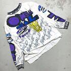Vintage 1993 O'Neal USA World Force Motocross MX Jersey XL - axo fox jt dubach