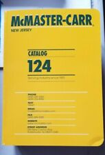 McMaster-Carr New Jersey Catalog 124 - New