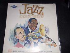 """Vintage  Vinyl 1962 Jazz Concert """"Duke Ellington and Bobby Hackett (XYT82070)"""