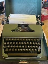 Schreibmaschine Reiseschreibmasc...