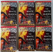 White Queen #1 Cousins War Series Philippa Gregory Lot Matched Set 6 Reading Grp
