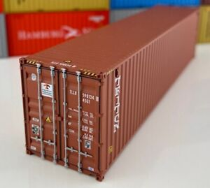 PT Trains 840019 HO 1:87 40HC 40ft Shipping Container - Triton #TLLU 5901348