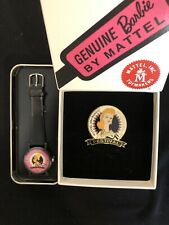 1994 Mattel 35th  Anniversary Watch And Pin