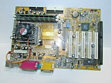 AZZA VIA 693ATX SOCKET 370 MOTHERBOARD +CPU +256MB RAM