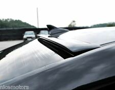 Rear Glass Wing Roof Spoiler Unpainted Fit: Kia Forte Koup 2009 2013