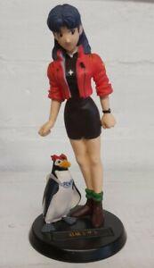 Katsuragi Misato PenPen Shin Seiki Evangelion Collection 1996 Vintage Anime