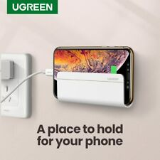 Ugreen Mobile Phone Holder Stand For iPhone X 8 7 6 Wall Mount Holder Adhesive