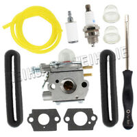 Carburetor For Murray M2500 M2510 MTD M2500 M2510 Trimmer Air Filter Tune Up Kit