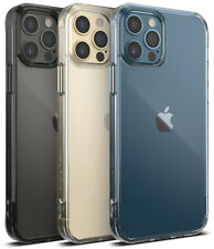 For iPhone 12 Case / iPhone 12 Pro Case | Rinkge [Fusion] Clear Slim Cover