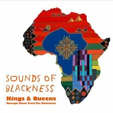 SOUNDS OF BLACKNESS-KINGS & QUEENS-JAPAN CD F37