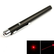 5mW 650nm Red Light Laser Pointer Pen Continuous Line Visible Beam Presentations