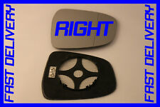 FORD FOCUS MK3 2010+ EXTERIOR REAR VIEW DOOR WING MIRROR GLASS HEATED RIGHT SIDE