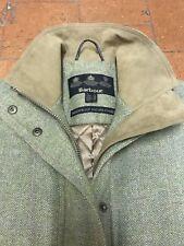 Barbour Lightweight Ladies Washable Berwick Tweed Shooting Jacket Coat Size 12