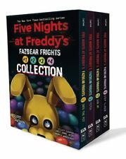 Five Nights at Freddy's: Fazbear Frights: 4 Book Boxed Set FAST FREE SHIPPING