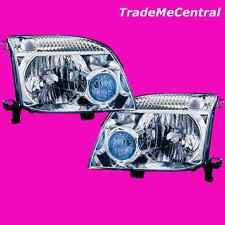 Nissan X-Trail Xtrail 2001-2007 Head lights Headlights PAIR Left Right Hand Side