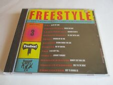 Freestyle Greatest Beats The Complete Collection Vol. 3 CD Tommy Boy 1994 NEW