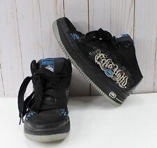 Ecko Unltd Shoes Mens Size 6.5 Black Skateboarding Shoes