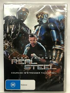 Real Steel - DVD - AusPost with Tracking