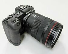 Canon EOS RP Camera, RF 24-105mm F/4L USM Lens & Grip