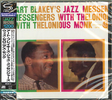 ART BLAKEY & THELONIOUS MONK-ART BLAKEY'S JAZZ MESSENGERS...-JAPAN SHM-CD C15