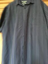 Next Purple Striped Shirt Size XL