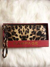 NIB Rampage Leopard Print Wallet