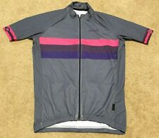 CHAPEAU! Chapeau Cycle Club Bike Cycling Jersey Shirt Top Base Layer Men's Sz L