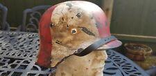German M40 REPLICA helmet Medic Pattern