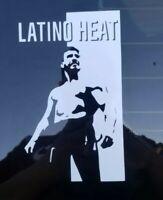 Eddie Guerrero Latino Heat Vinyl Decal Wwf Wwe