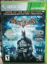 XBOX 360 GAME - Batman: Arkham Asylum -- Game of the Year Edition