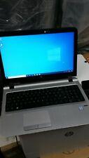 "HP ProBook 450 G3 i5-6200u 4GB 120GB SSD Win10 Pro HD Webcam 15.6"" 1366x768"