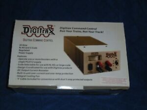DIGITRAX PS2012 DIGITAL COMMAND CONTROL REGULATED POWER SUPPLY