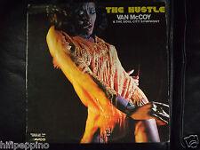 "VAN McCOY ""THE HUSTLE""  VINILE LP"