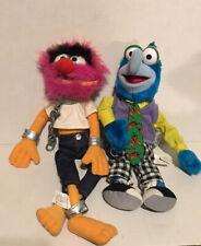 Nanco Jim Henson Muppets Lot Animal Gonzo Plush Doll with Tag