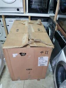 New Boxed AEG DIK7190HG Island Cooker Hood, Stainless Steel