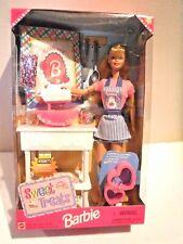 Sweet Treats Barbie 1998-mnrfb