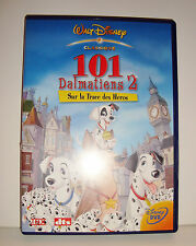 DVD WALT DISNEY  LOSANGE 67 - 101 DALMATIENS 2 SUR LA TRACE DES HEROS