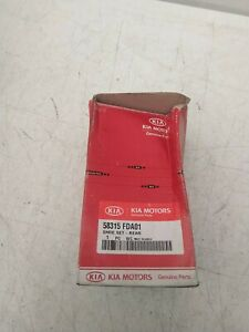 GENUINE KIA RIO ESTATE SALOON 2000-2005 REAR BRAKE SHOE SET 58315 FDA01