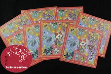 Papier Décoratif Japonais Yuzen 8 ORIGAMI Yuzen Japan Art Paper YOKAI WATCH