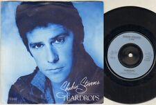 "SHAKIN' STEVENS Teardrops  7"" Ps, B/W You Shake Me Up, A 4882 (Ex-/Ex)"