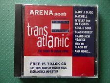 Transatlantic The Sound Of Urban Living 15-track CD (1997) Arena