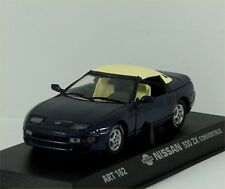 Revell Detail Cars Nissan 300 ZX Convertible blue/cream ART.162 Excellent/Boxed