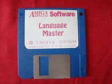 LANGUAGE MASTER AMIGA SPECIAL SOFTWARE DISKETTE