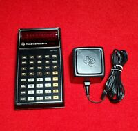 Vintage Texas Instruments SR 40 Scientific Calculator For Parts As is