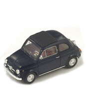 1:43 Fiat 500F by Spark in Blue S2692
